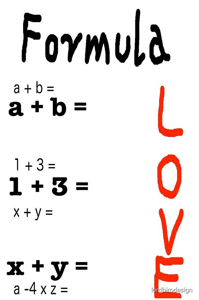 mathematische liebesformel