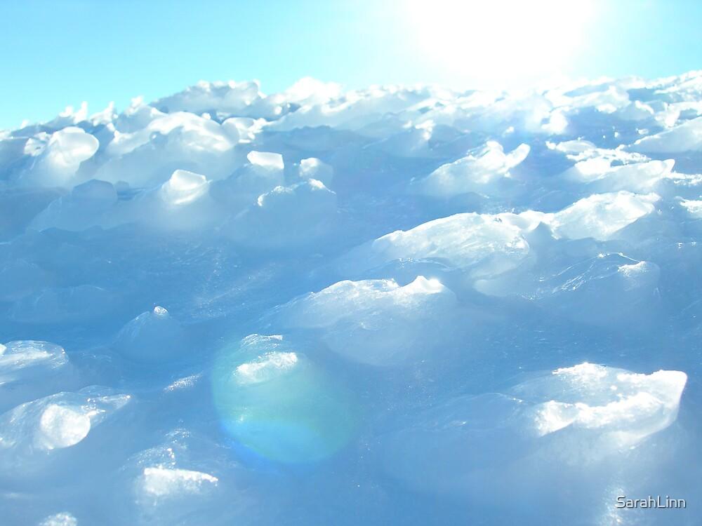 Ice II by SarahLinn