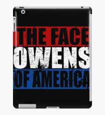 The Face of America iPad Case/Skin