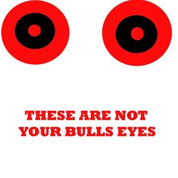 bulls eye by dano
