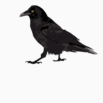 Crow by popdesign