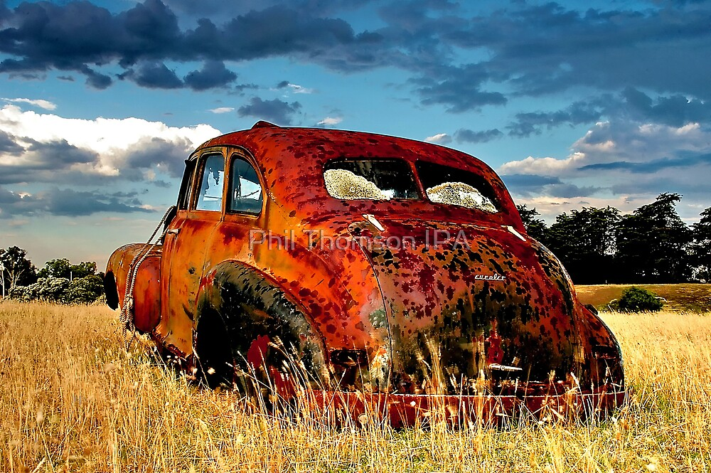 """""""The Chev"""" by Phil Thomson IPA"""