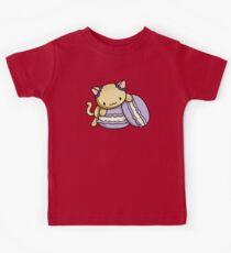 Macaron Kitty Kids Clothes