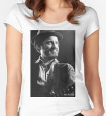 Rob Benedict Women's Fitted Scoop T-Shirt