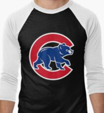 Chicago Cubs Baseball Club Men's Baseball ¾ T-Shirt