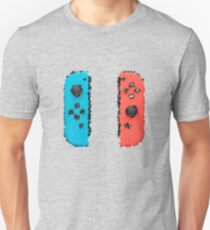 Crystalline Joy-Con Unisex T-Shirt