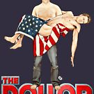 DOLLOP- 2017 US  ICELAND TOUR (t-shirt) by James Fosdike