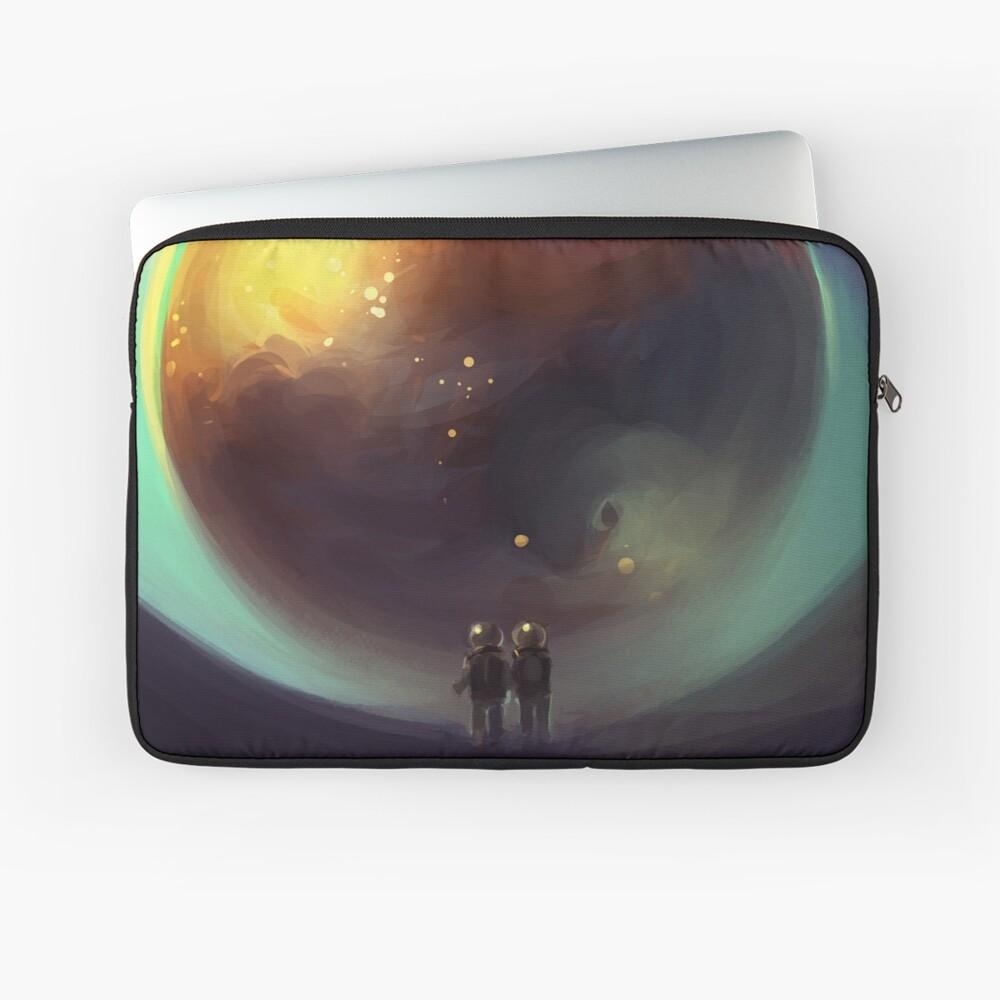 eye of the world Laptop Sleeve