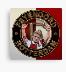 Feyenoord Painting Canvas Print