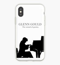 Glenn Gould, the pianist, piano Vinilo o funda para iPhone