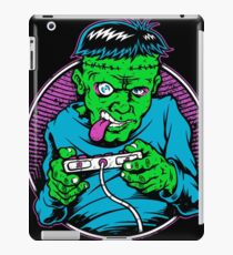 Zombie geek iPad Case/Skin