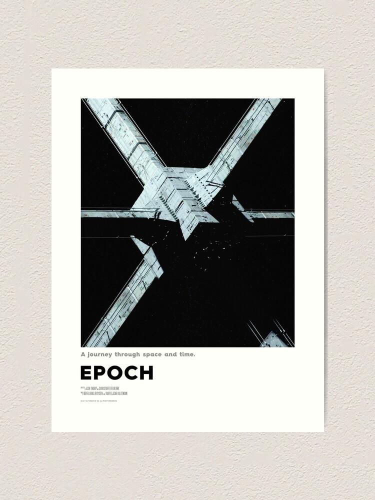 Alternate view of EPOCH - The Vessel Art Print