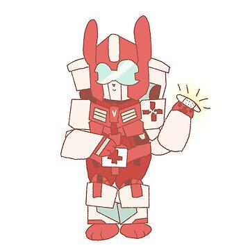 Bunny First Aid by tralma