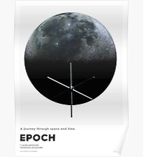 EPOCH - Our Moon Poster