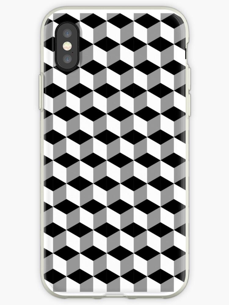 coque iphone 6 illusion d'optique