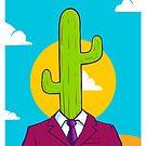 Cactus Suit On Point by strangethingsA