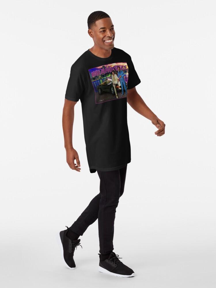 Alternative Ansicht von Miami Vice Longshirt