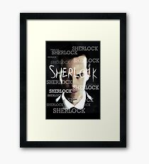 Moriarty's Cell  Framed Print