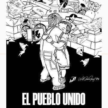 El Pueblo Unido Jamas Sera Vencido by walt4ever