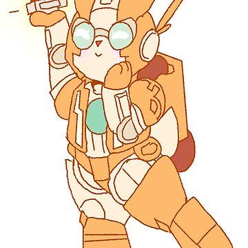 Bunny Rung by tralma