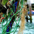 Fisherman's Jeweled Necklace - NZ - Port Chalmers by AndreaEL