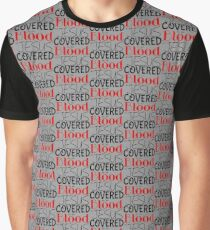 Christian Prophetic Spiritual Warfare COVERED BY BLOOD OF JESUS Graphic T-Shirt