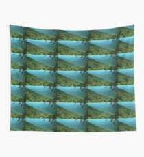 BLUE Ridge HILLSIDE ^ Wall Tapestry