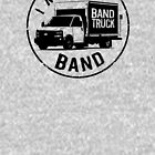 I Move The Band (Black Lettering) by RedLabelShirts
