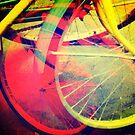 bike wheels by ShellyKay