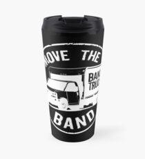 I Move The Band (White Lettering) Travel Mug