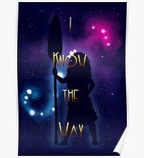 Wayfinder Poster