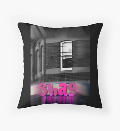 urb shop Throw Pillow