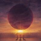 Sunset On Traveler by orioto