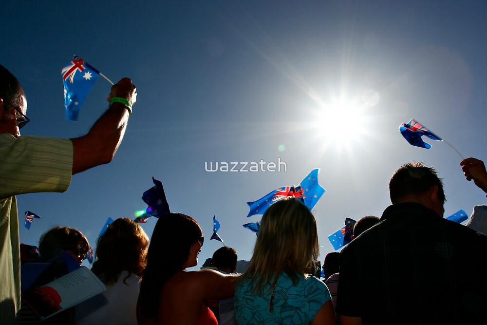 Aussie Day 08 by wazzateh