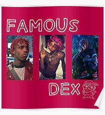 Famous Dex - Dexter Poster
