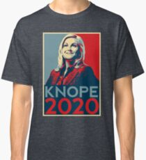 Vote Leslie Knope 2020 Classic T-Shirt