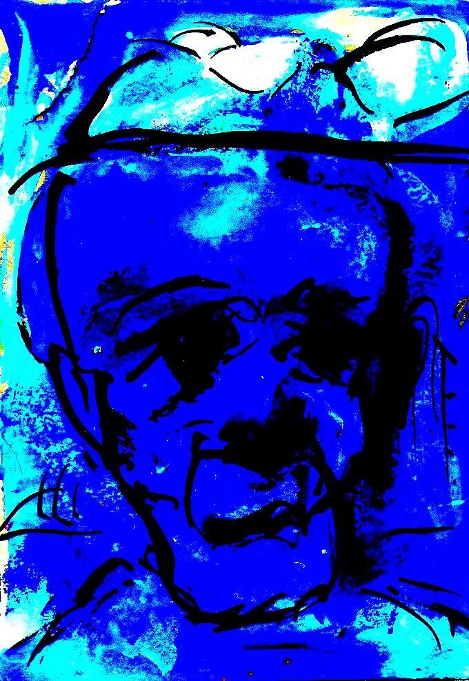 Blue by lightleake