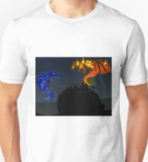 Dragon Fight Unisex T-Shirt