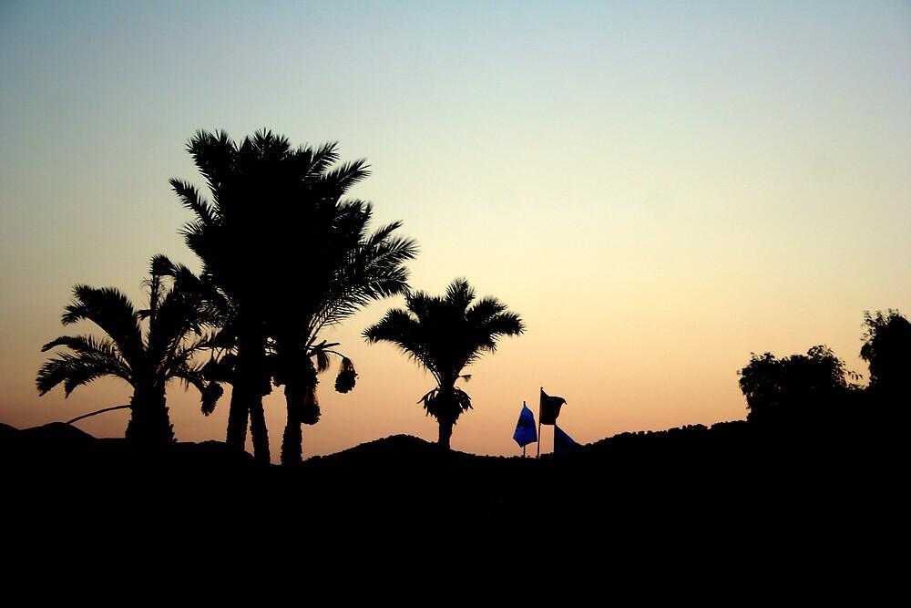 Turkish Sunset by senna harrison
