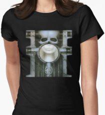 Emerson, Lake & Palmer - Brain Salad Surgery Women's Fitted T-Shirt