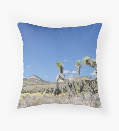 Freeman Canyon Throw Pillow