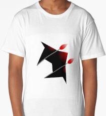 Black ship Long T-Shirt