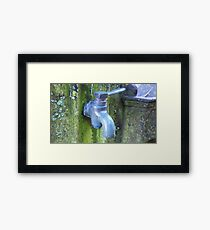 Old fashioned tap! - New Zealand Framed Print