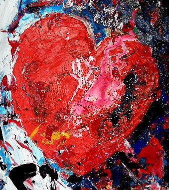 HEART LOADED WITH LOVE by Laurie Vaughn