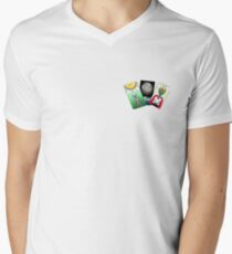 TAROT Men's V-Neck T-Shirt