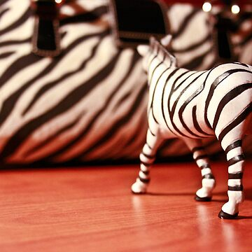Mr. Zebra Gets a Shock by chaton