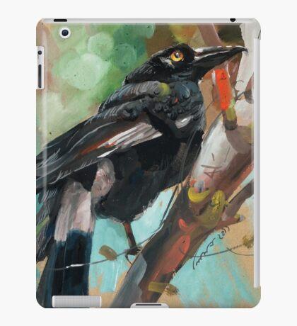 bird-12 iPad Case/Skin