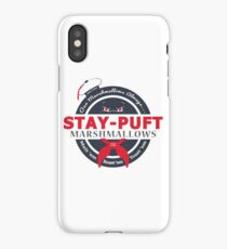 Stay-Puft iPhone Case/Skin