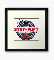 Stay-Puft Framed Print