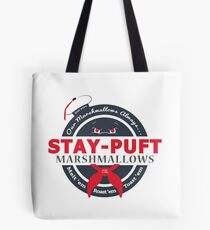 Stay-Puft Tote Bag